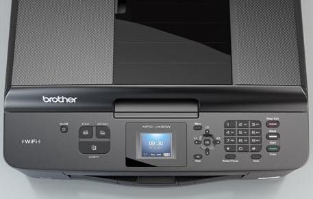 printer brother inkjet mfc-j430w